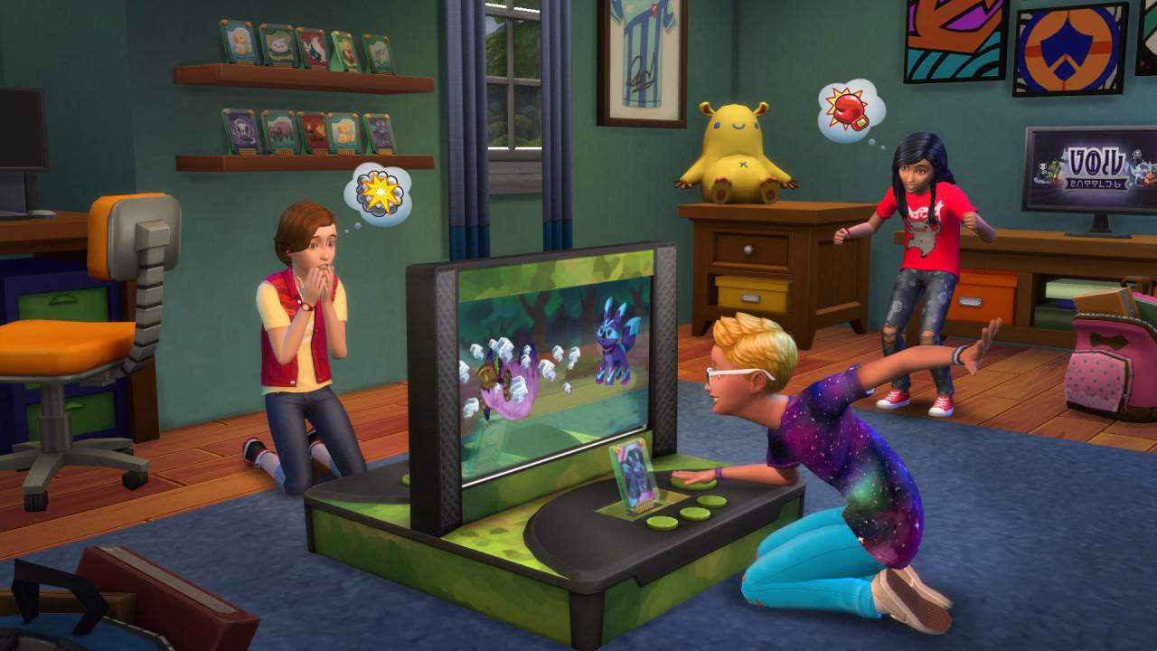 Die Sims 4 – Kinderzimmer-Accessoires | VGphile